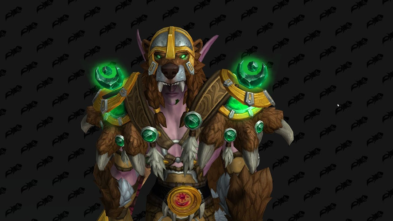 Druid Tier 21 (T21) preview