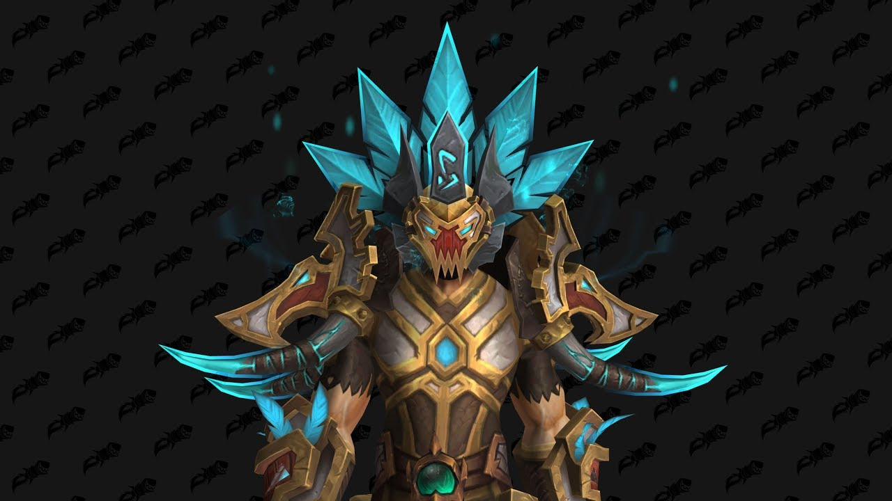 Shaman Tier 21 (T21) preview